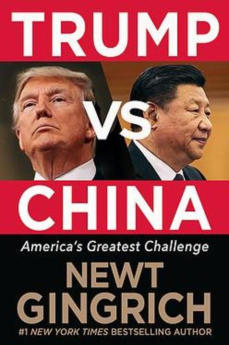 Trump vs. China: Facing America's Greatest Threat (Paperback)