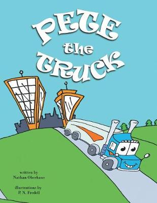 Pete the Truck (Paperback)