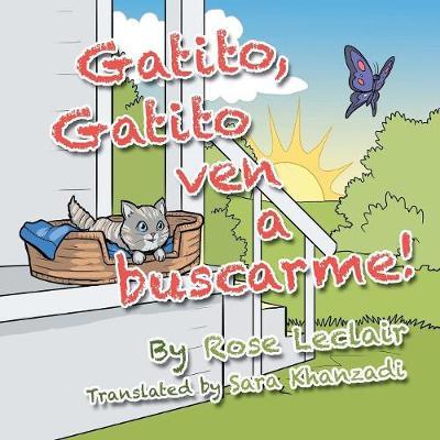 Gatito, Gatito Ven a Buscarme! (Paperback)