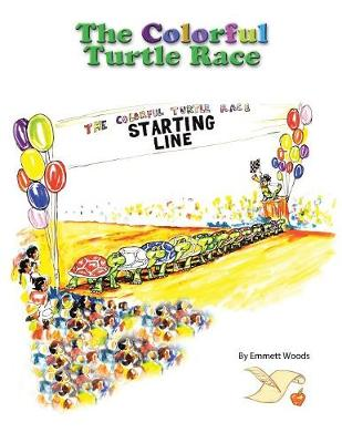 The Colorful Turtle Race (Paperback)