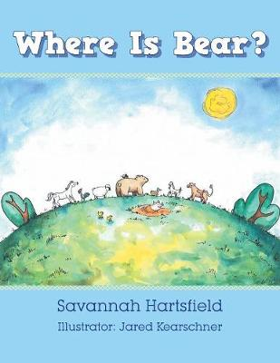 Where Is Bear? (Paperback)