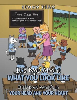 It's Not about What You Look Like: It's about What's in Your Head and Your Heart (Paperback)