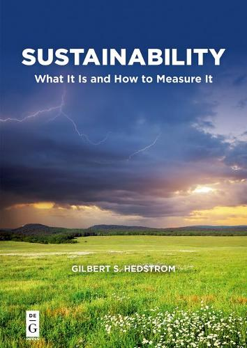 Sustainability: What It Is and How to Measure It (Paperback)