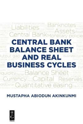 Central Bank Balance Sheet and Real Business Cycles (Paperback)