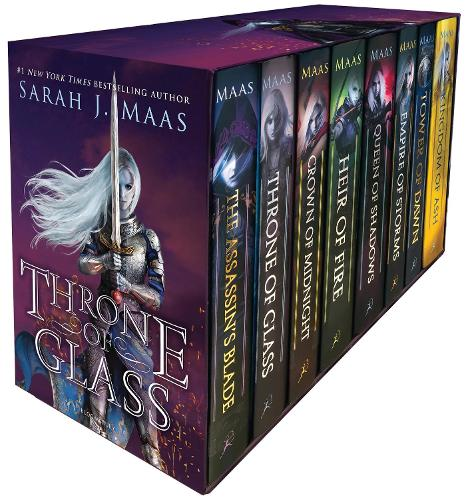 Throne of Glass Box Set - Throne of Glass
