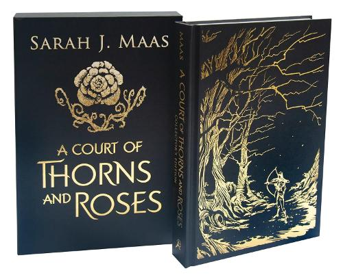 A Court of Thorns and Roses Collector's Edition - A Court of Thorns and Roses (Hardback)