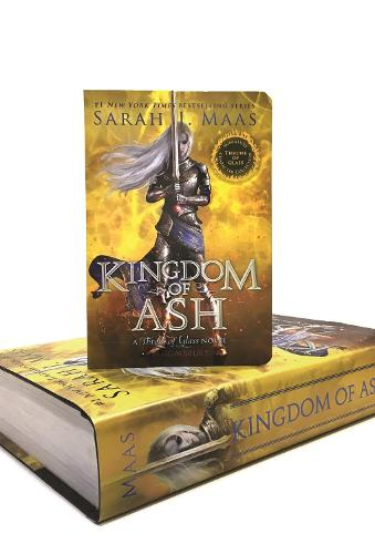 Kingdom of Ash Miniature Character Collection - Throne of Glass 7 (Paperback)