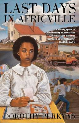 Last Days in Africville (Paperback)