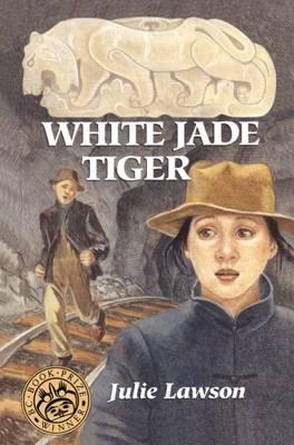White Jade Tiger (Paperback)