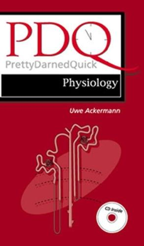 PDQ Physiology - PDQ Series (Paperback)