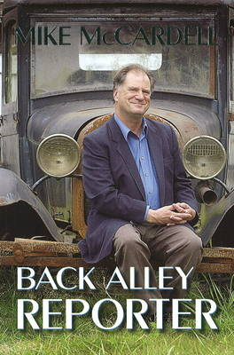 Back Alley Reporter (Paperback)