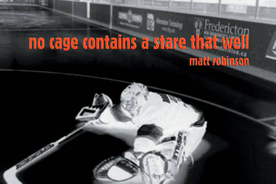 No Cage Contains a Stare That Well (Paperback)