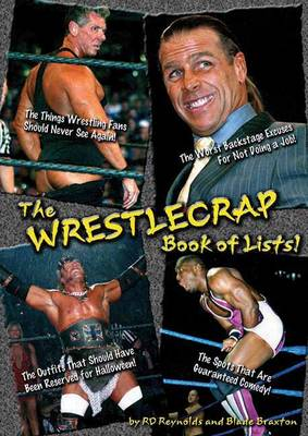 The Wrestlecrap Book Of Lists (Paperback)