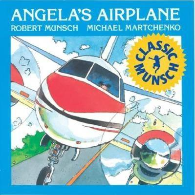 Angela's Airplane (Hardback)