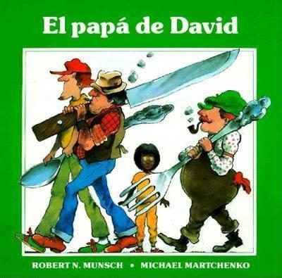 El papa de David (Paperback)