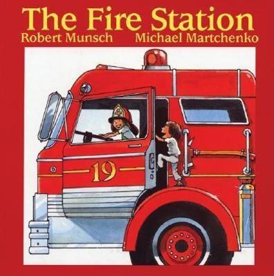 The Fire Station (Hardback)