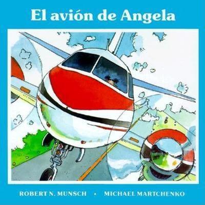 El avion de angela (Paperback)
