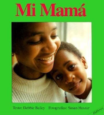 Mi Mama (Board book)