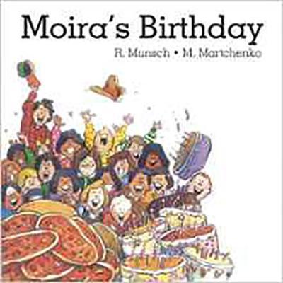 Moira's Birthday (Paperback)