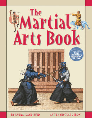 The Martial Arts Book (Paperback)