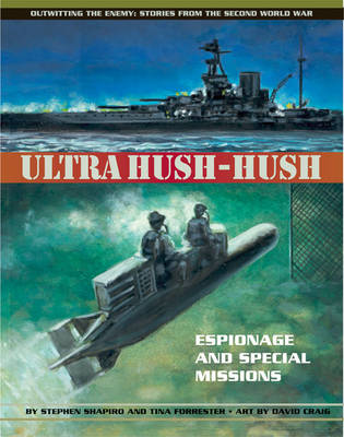 Ultra Hush-hush: Espionage and Special Missions (Paperback)