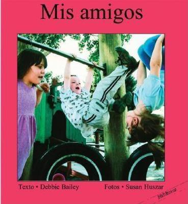 Mis Amigos - Hablemos (Board book)