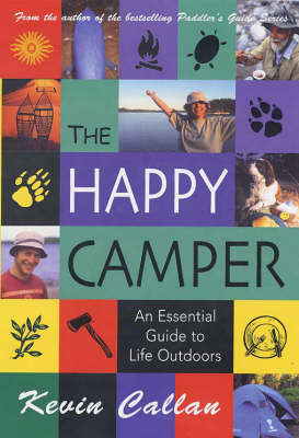 The Happy Camper: An Essential Guide to Life Outdoors (Paperback)