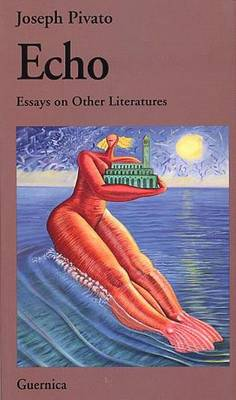 Echo: Essays on Other Literature - Essay S. No. 17 (Paperback)