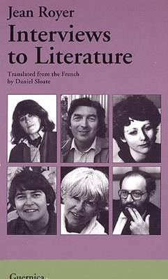 Interviews to Literature (Paperback)