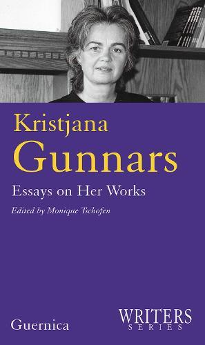 Kristjana Gunnars: Essays on Her Works (Paperback)
