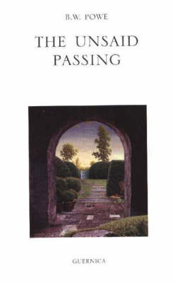 Unsaid Passing (Paperback)