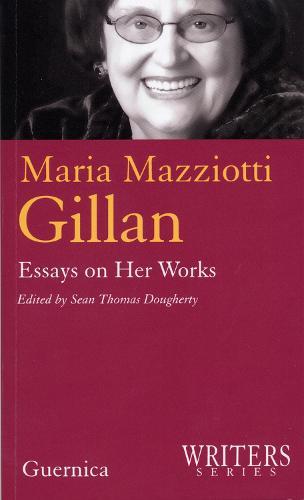 Maria Mazziotti Gillan: Essays on Her Works (Paperback)