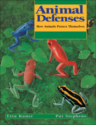 Animal Defenses (Paperback)