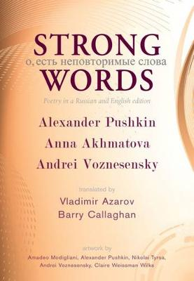 Strong Words: Poetry in a Russian and English Edition (Paperback)