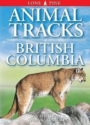 Animal Tracks of British Columbia (Paperback)