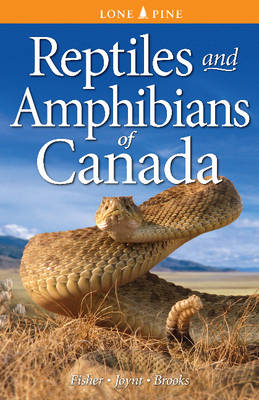 Reptiles and Amphibians of Canada (Paperback)
