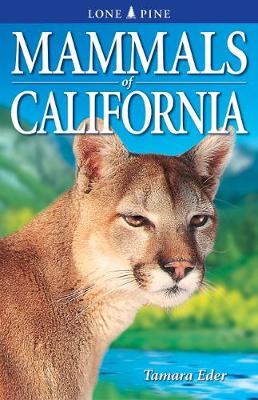Mammals of California (Paperback)