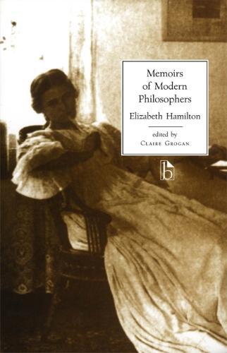 Memoirs of Modern Philosophers - Broadview Literary Texts (Paperback)