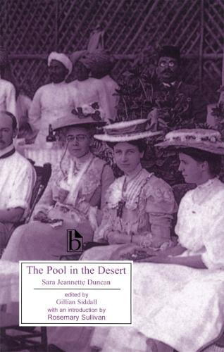 The Pool in the Desert - Broadview Editions (Paperback)