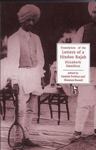 Letters of a Hindu Rajah (Paperback)
