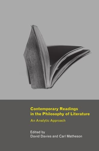 Philosophy of Literature (Paperback)