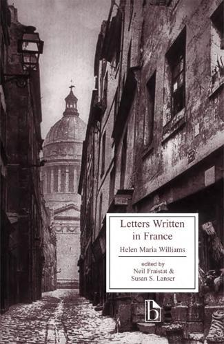 Letters Written in France (Paperback)