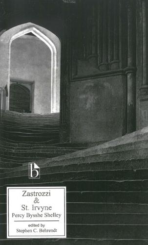 Zastrozzi and St Irvyne (Paperback)