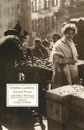 Emma Lazarus: Selected Poems Pb (Paperback)
