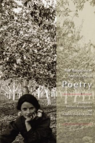 The Broadview Anthology of Poetry, second edition (Paperback)
