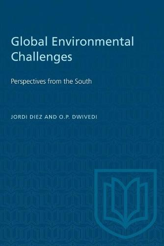 Global Environmental Challenges: Perspectives from the South (Paperback)