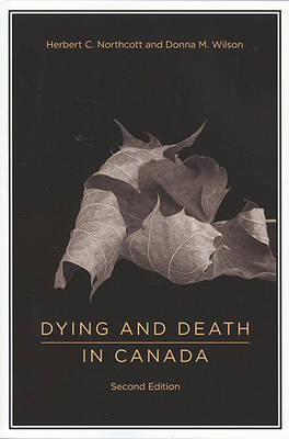 Dying and Death in Canada (Paperback)