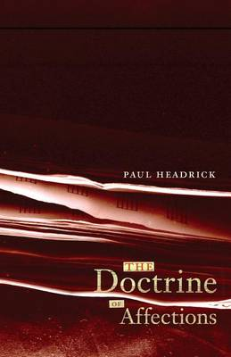 The Doctrine of Affections (Paperback)