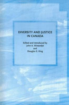 Diversity and Justice in Canada (Paperback)