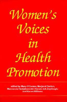Women's Voices in Health Promotion (Paperback)